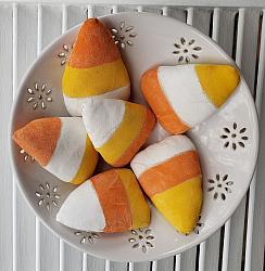 Primitive Candy Corn Bowl Filler