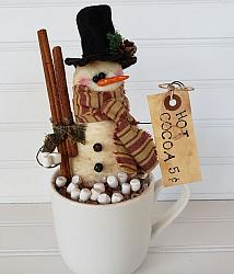 Snowman Cup