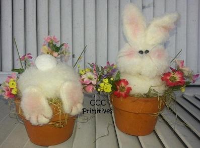 Busy Bunny's