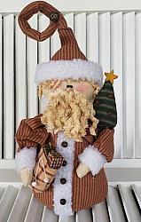 Christmas Santa Pattern