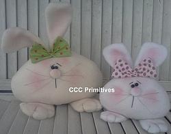 Chubby Bunny's