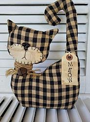 Homespun Kitty