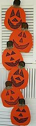 Pumpkin Door Greeter Pattern