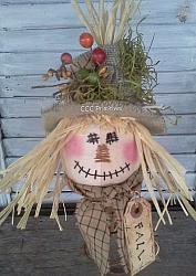 Scarecrow Nodder Pattern