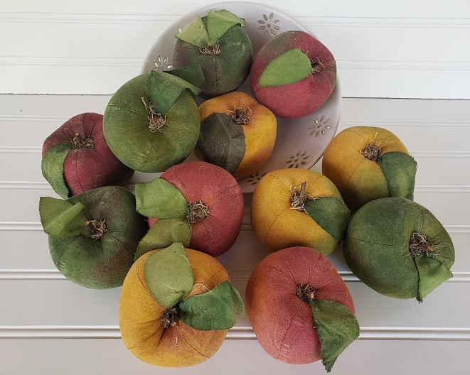 Apple Bowl Filler