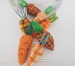 Bright Spring Carrots Bowl Filler