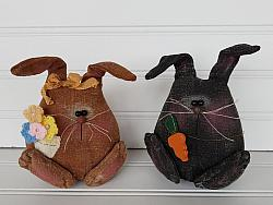 #sp109 Spring Bunny Couple
