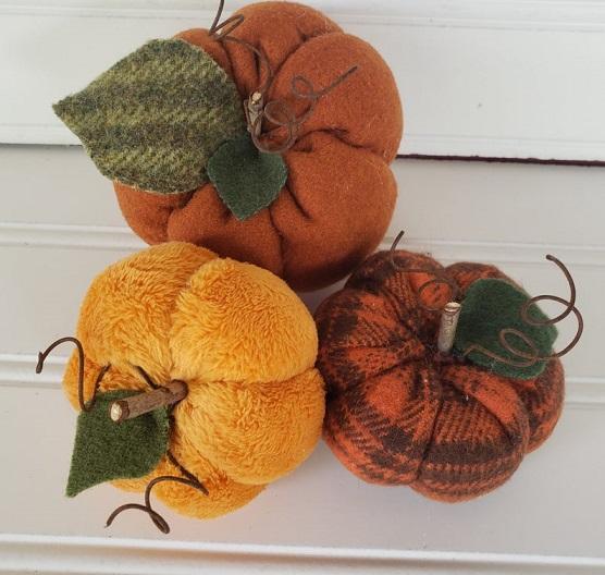 Fall Pumpkin Set