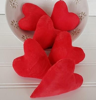 Valentine's Heart Bowl Filler