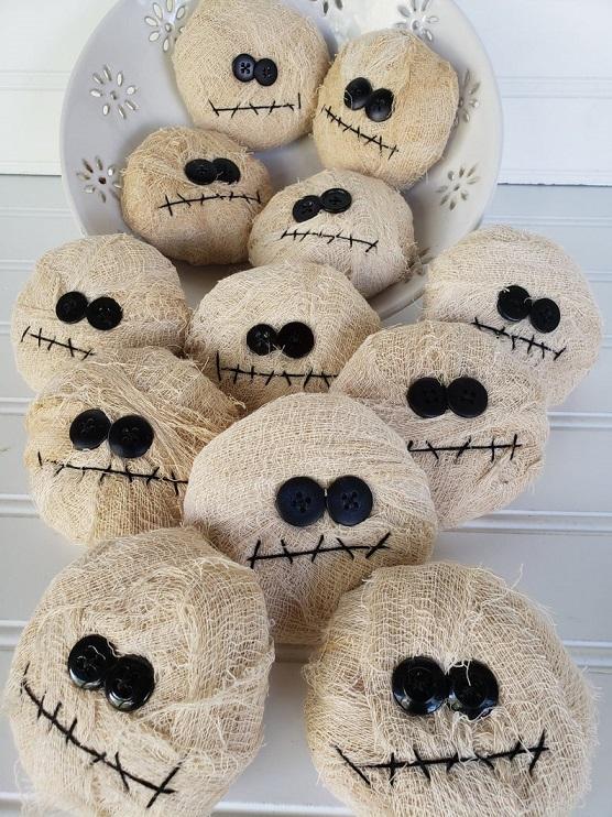 Mummy Bowl Filler