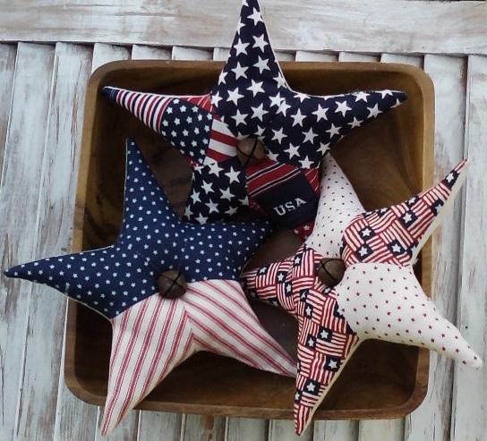 America Stars Bowl Filler