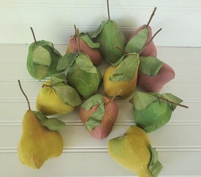 Pear Bowl Filler