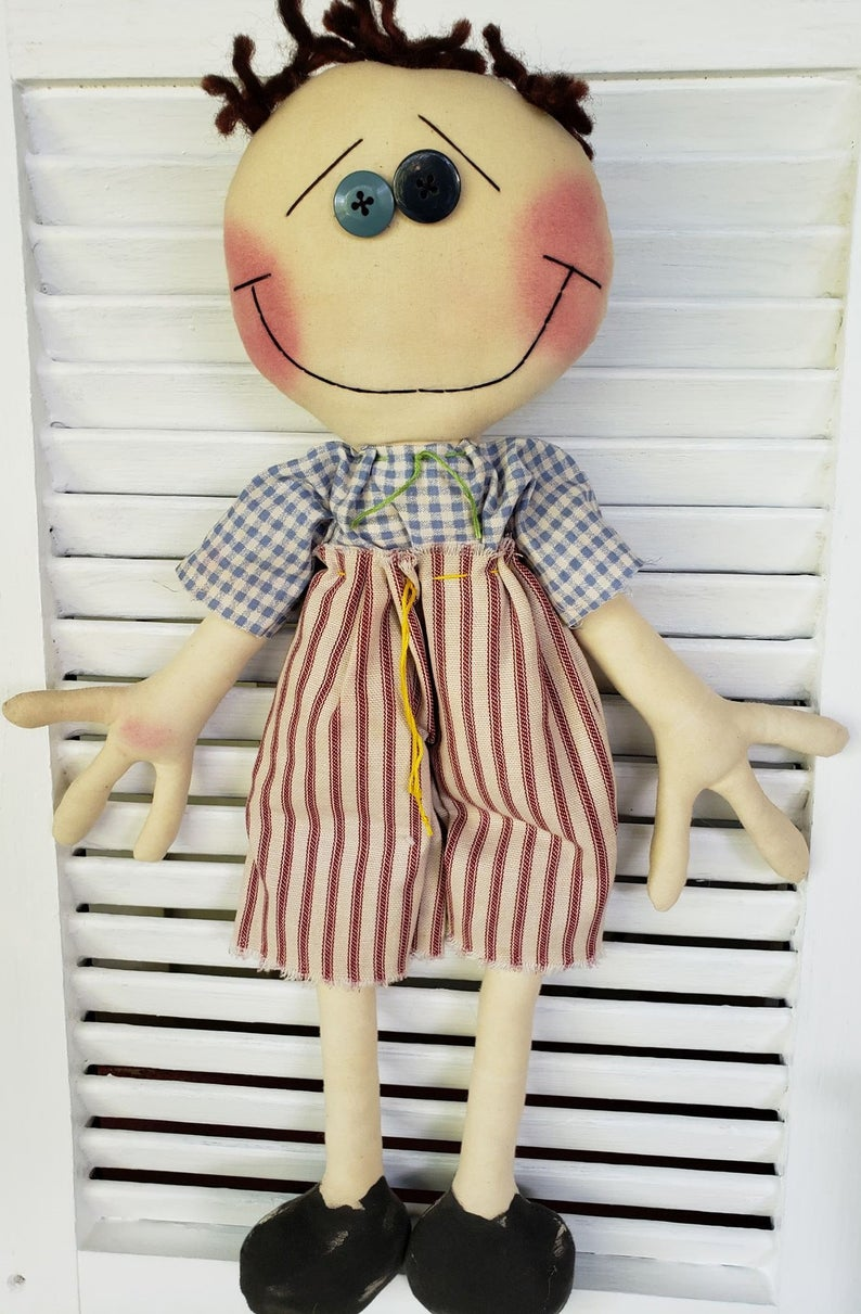 Stick Boy Doll
