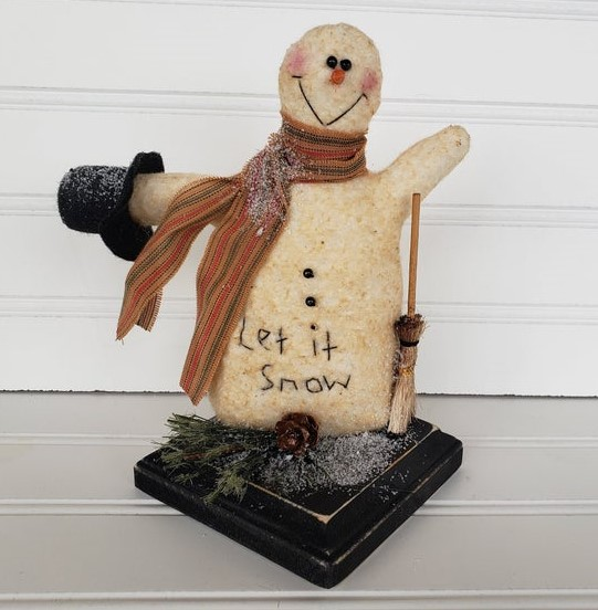 A Snowman's Wish