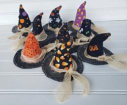 Witch Hat Bowl Filler